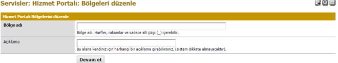 Servisler-hizmet-portali-ekle